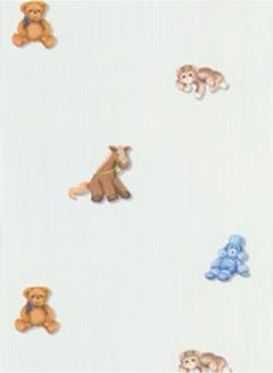 Обои AURA Honey Bunny, арт. RU8131
