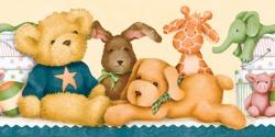 Обои AURA Honey Bunny, арт. YK0171B