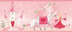 Обои AURA Honey Bunny, арт. YK0195BD