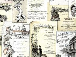 Обои AURA Kitchen Story, арт. FK 26955