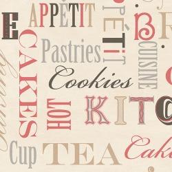 Обои AURA Kitchen Story 3, арт. KC28542