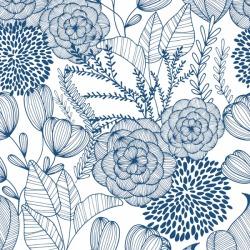 Обои AURA Magic Flowers, арт. FD25857