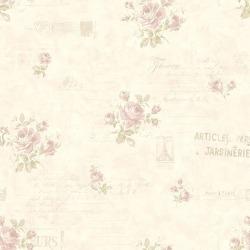 Обои AURA Vintage Rose 2, арт. G45085