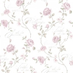 Обои AURA Vintage Rose 2, арт. G45329