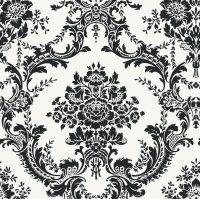 Обои Bluemountain Black & White, арт. BC1582134