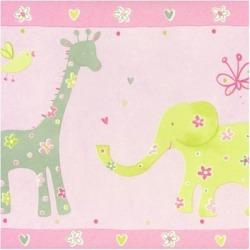Обои Camengo Little Friends , арт. 664632