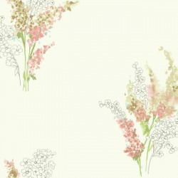 Обои Carey Lind Watercolors, арт. WT4574