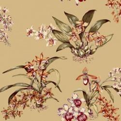 Обои Carlisle Company Wild Orchid II, арт. WC4369-C