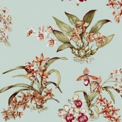Обои Carlisle Company Wild Orchid II, арт. WC4370-C