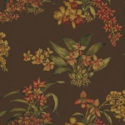 Обои Carlisle Company Wild Orchid II, арт. WN2442-C