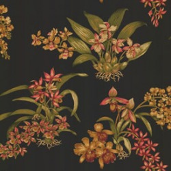 Обои Carlisle Company Wild Orchid II, арт. WN2443-C