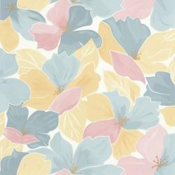 Обои Caselio Flower Power, арт. 101886042