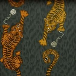 Обои Clarke & Clarke Animalia, арт. W0105-01