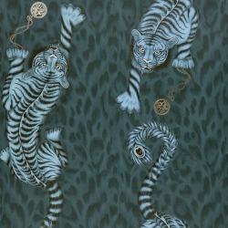 Обои Clarke & Clarke Animalia, арт. W0105-03