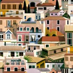 Обои Coordonne Mallorca, арт. 8400052
