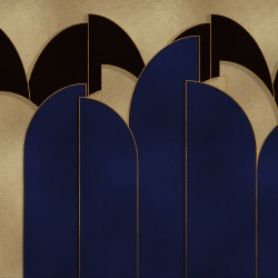 Обои Coordonne Random Metallics, арт. 9600100
