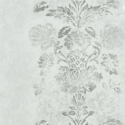 Обои Designers Guild Caprifoglio, арт. PDG674/02 Damasco Pale Celadon