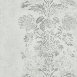 Обои Designers Guild Caprifoglio, арт. PDG674/05 Damasco Silver