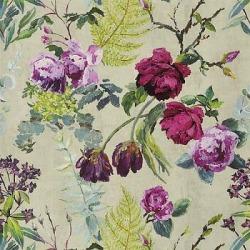 Обои Designers Guild Caprifoglio, арт. PDG678/03 Tulipani Linen