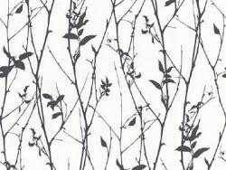 Обои Eco Black and White, арт. 6060