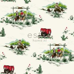 Обои Esta Homes Style Everybody bonjour, арт. 137-128718