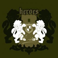 Обои Esta Homes Style Hearts&Heroes, арт. 114920
