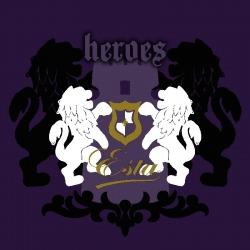 Обои Esta Homes Style Hearts&Heroes, арт. 114922