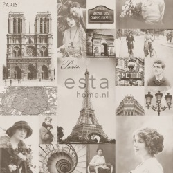 Обои Esta Homes Style Pretty Nostalgic, арт. 138148