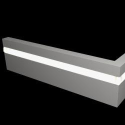 Обои EVROWOOD Плинтусы для подсветки LED, арт. PN 021 LED