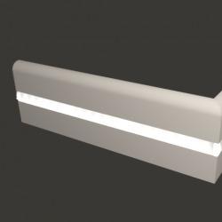 Обои EVROWOOD Плинтусы для подсветки LED, арт. PN 050 LED