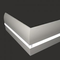 Обои EVROWOOD Плинтусы для подсветки LED, арт. PN 080 LED