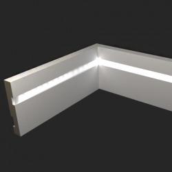 Обои EVROWOOD Плинтусы для подсветки LED, арт. PN 101 LED