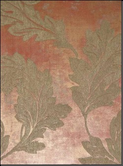 Обои Fresco Wallcoverings Silver Damask, арт. SV 70001