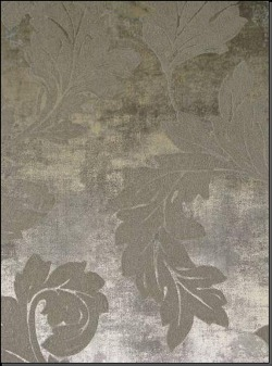 Обои Fresco Wallcoverings Silver Damask, арт. SV 70008