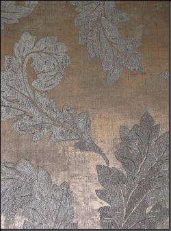 Обои Fresco Wallcoverings Silver Damask, арт. SV 70009