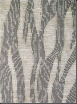Обои Fresco Wallcoverings Silver Damask, арт. SV 70108