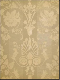 Обои Fresco Wallcoverings Silver Damask, арт. SV 70203