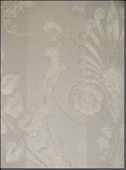Обои Fresco Wallcoverings Silver Damask, арт. SV 70207