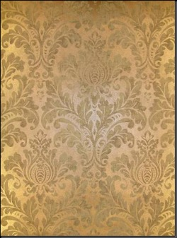 Обои Fresco Wallcoverings Silver Damask, арт. SV 70305