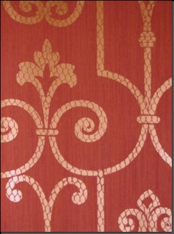 Обои Fresco Wallcoverings Silver Damask, арт. SV 70501