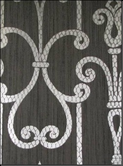 Обои Fresco Wallcoverings Silver Damask, арт. SV 70508