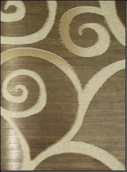 Обои Fresco Wallcoverings Silver Damask, арт. SV 70807