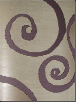 Обои Fresco Wallcoverings Silver Damask, арт. SV 70809