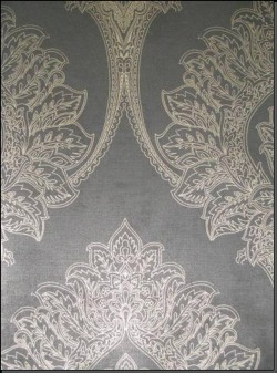 Обои Fresco Wallcoverings Silver Damask, арт. SV 70900