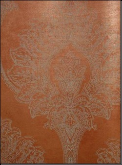 Обои Fresco Wallcoverings Silver Damask, арт. SV 70905