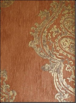 Обои Fresco Wallcoverings Silver Damask, арт. SV 71105