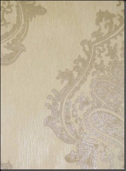 Обои Fresco Wallcoverings Silver Damask, арт. SV 71107