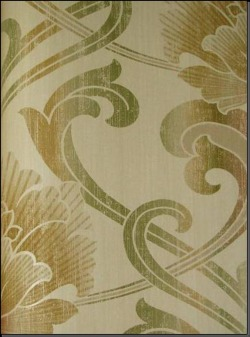 Обои Fresco Wallcoverings Silver Damask, арт. SV 71403