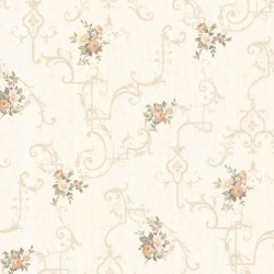 Обои Fresco Wallcoverings Vintage Rose, арт. 992-68309
