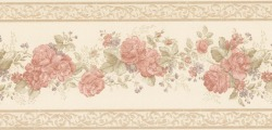 Обои Fresco Wallcoverings Vintage Rose, арт. 992B07566